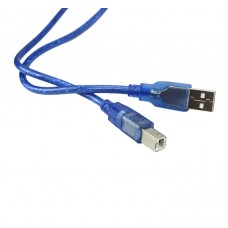 Кабел USB А мъжки - USB B мъжки