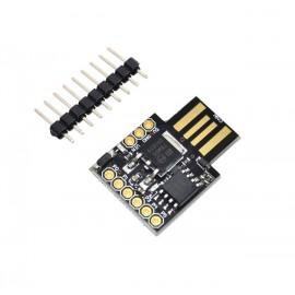 ATTINY85 платка за разработки с USP порт