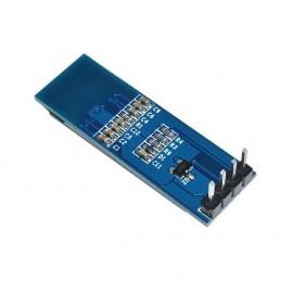 "0.91"" Син OLED дисплей 128X32 с I2C комуникация"