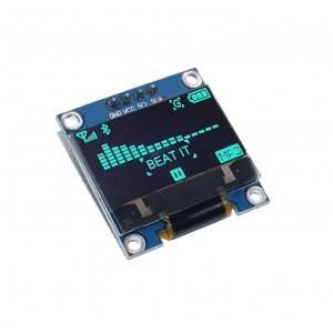 """0.96"""" OLED Син дисплей 128X64 с I2C комуникация"""