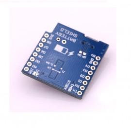 Шийлд захранване от батерия за WeMos D1
