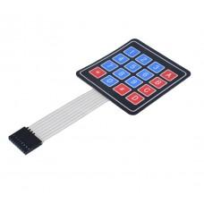Клавиатура мембранна 16 бутона (4 х 4)