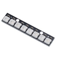 8 Bit WS2812 5050 RGB модул