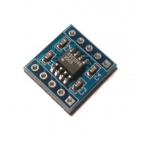 X9C104 100к цифров потенциометър