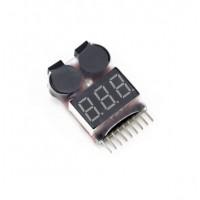 Тестер за LIPO / LI-ION батерии