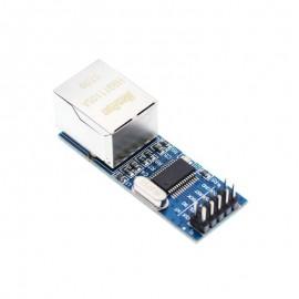ENC28J60 SPI мини мрежов модул