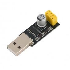 ESP-01 (ESP8266) USB сериен конвертор (програматор)