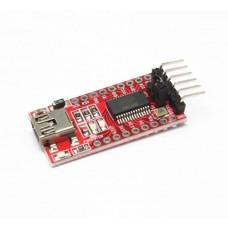 USB към TTL (serial) конвертор FT1232 / FT232RL