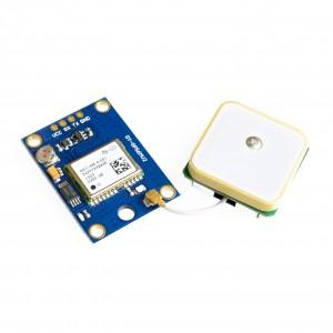 GY-NEO6MV2 GPS модул със Flight Control EEPROM MWC APM2.5 антена