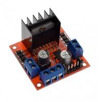 L298N модул за управление на ел.двигатели (мотори)