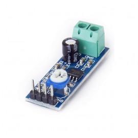 LM386 аудио усилващ модул