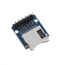 3.3v мини модул SD TF карти