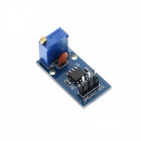 NE555 импулсен генератор с регулируема честота