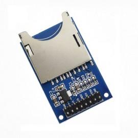 SPI модул за SD карти