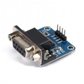 RS232 / TTL MAX3232 Сериен конвертор с DB9 конектор