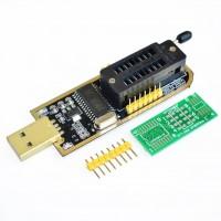 CH341A 24/25 EEPROM Flash BIOS USB програматор