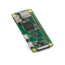 Raspberry Pi Zero W с WiFi и Bluetooth комуникация