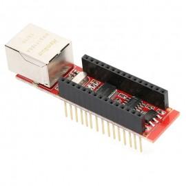 ENC28J60 Ethernet разширителна платка за Nano 3.0