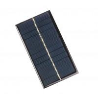 Слънчев панел 1W 6V