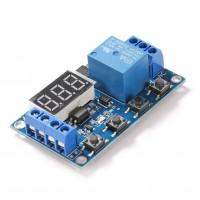 HW-521 Програмируем цикличен таймер с реле